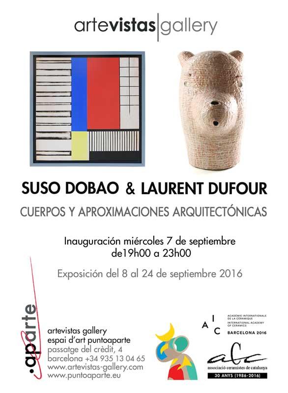Suso Dobao & Laurent Dufour