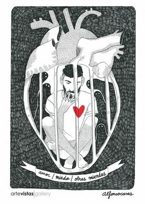 Amor/miedo/otras mierdas - Alfonso Casas