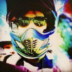 Norman Reedus - GA Ride