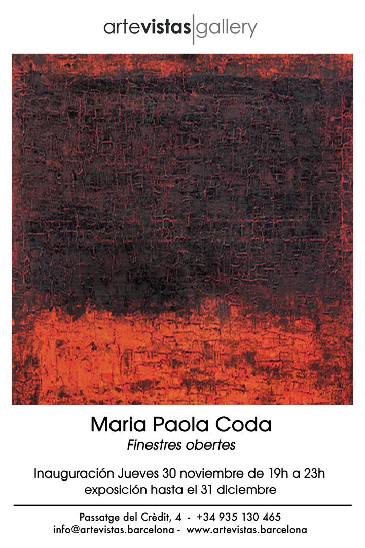 Maria Paola Coda - Finestres obertes