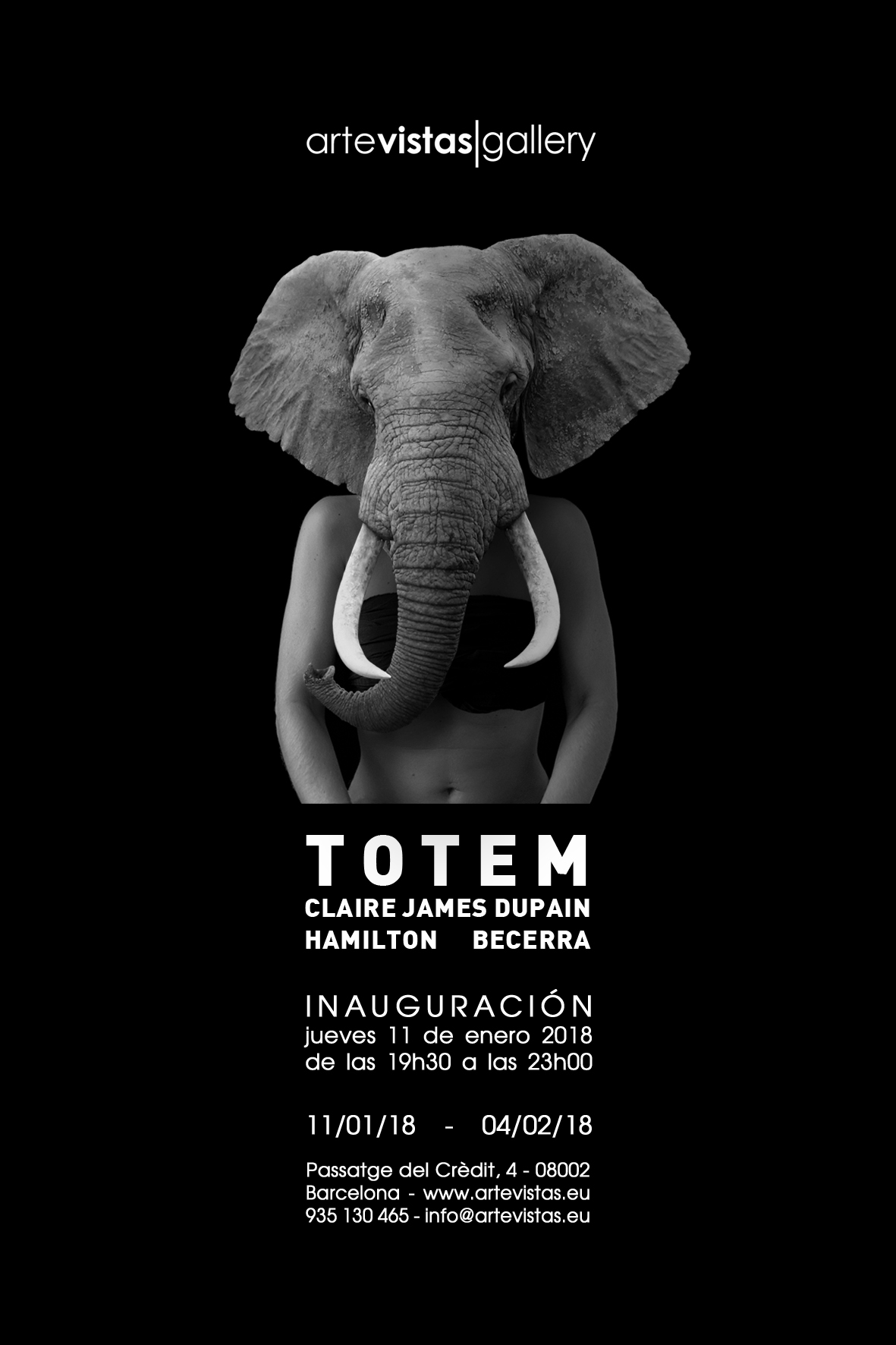Totem - Hamilton Becerra & Claire James Dupain