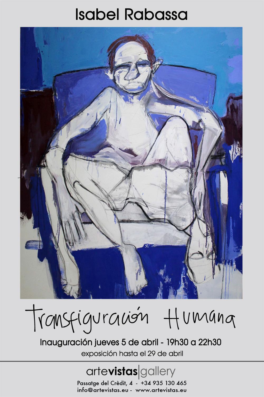 Isabel Rabassa - Transfiguración humana