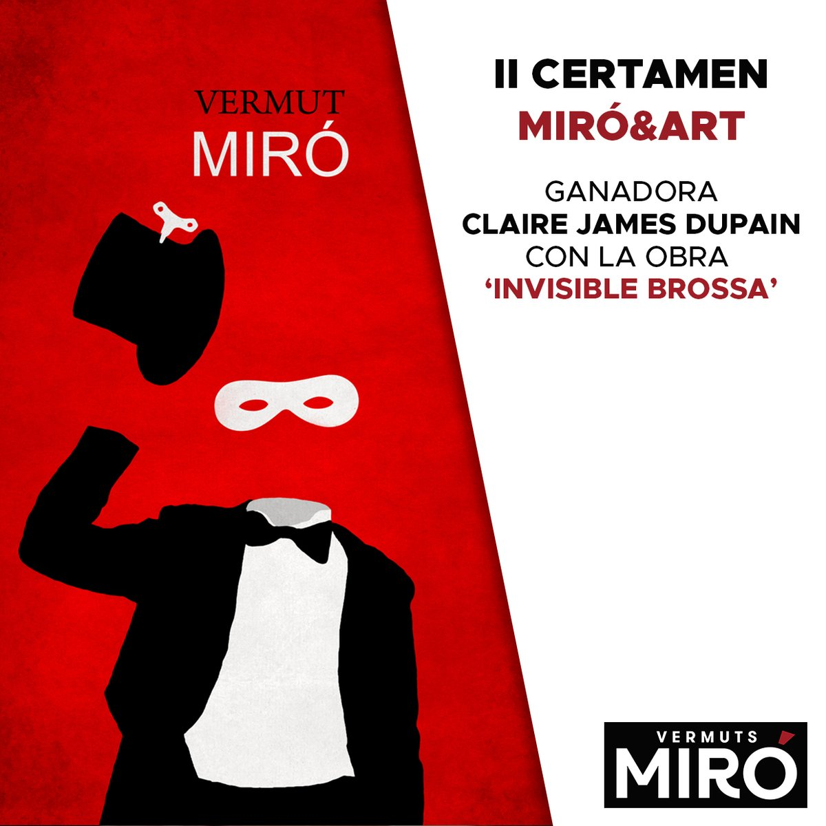 II Certamen d'art Vermuts Miró