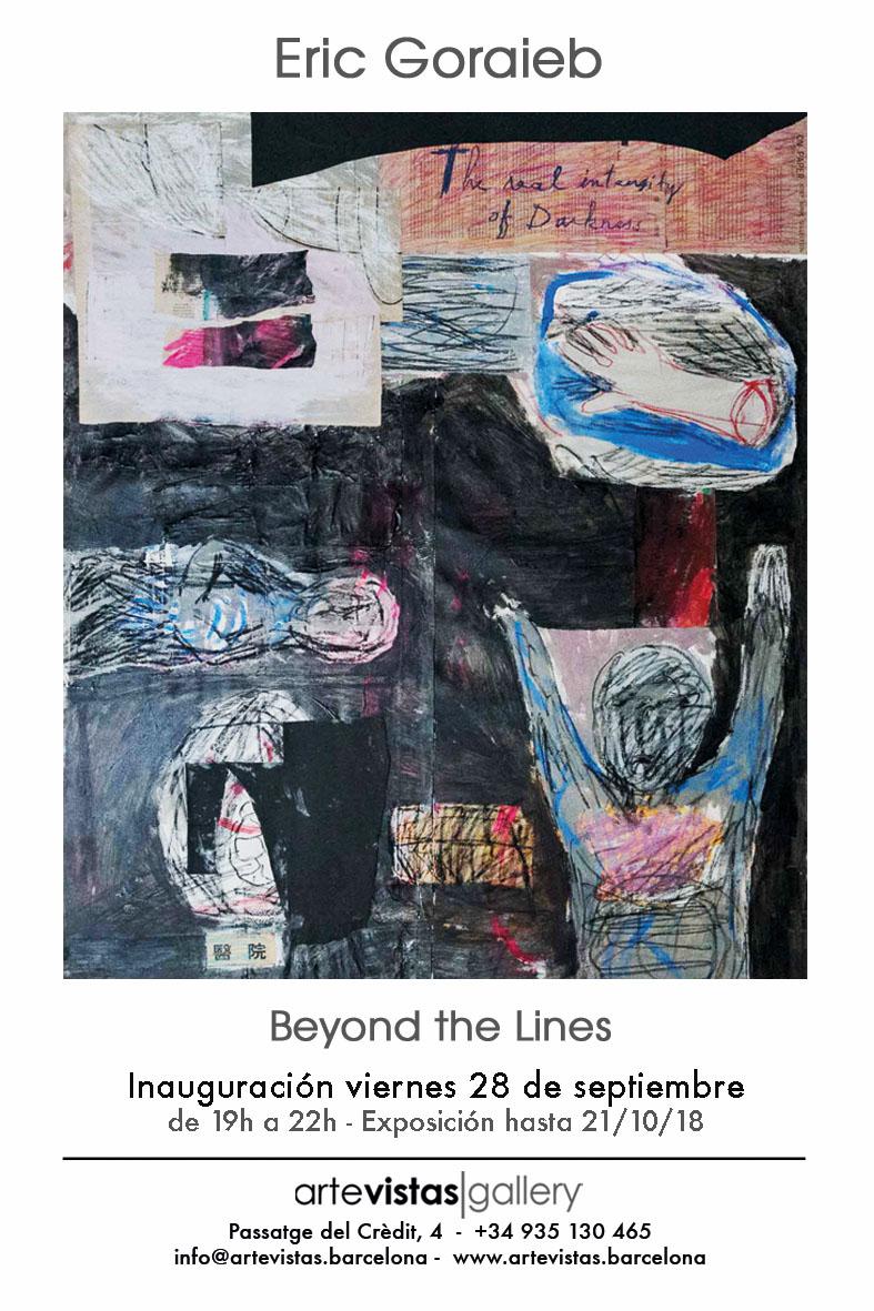 Eric Goraieb - Beyond the lines