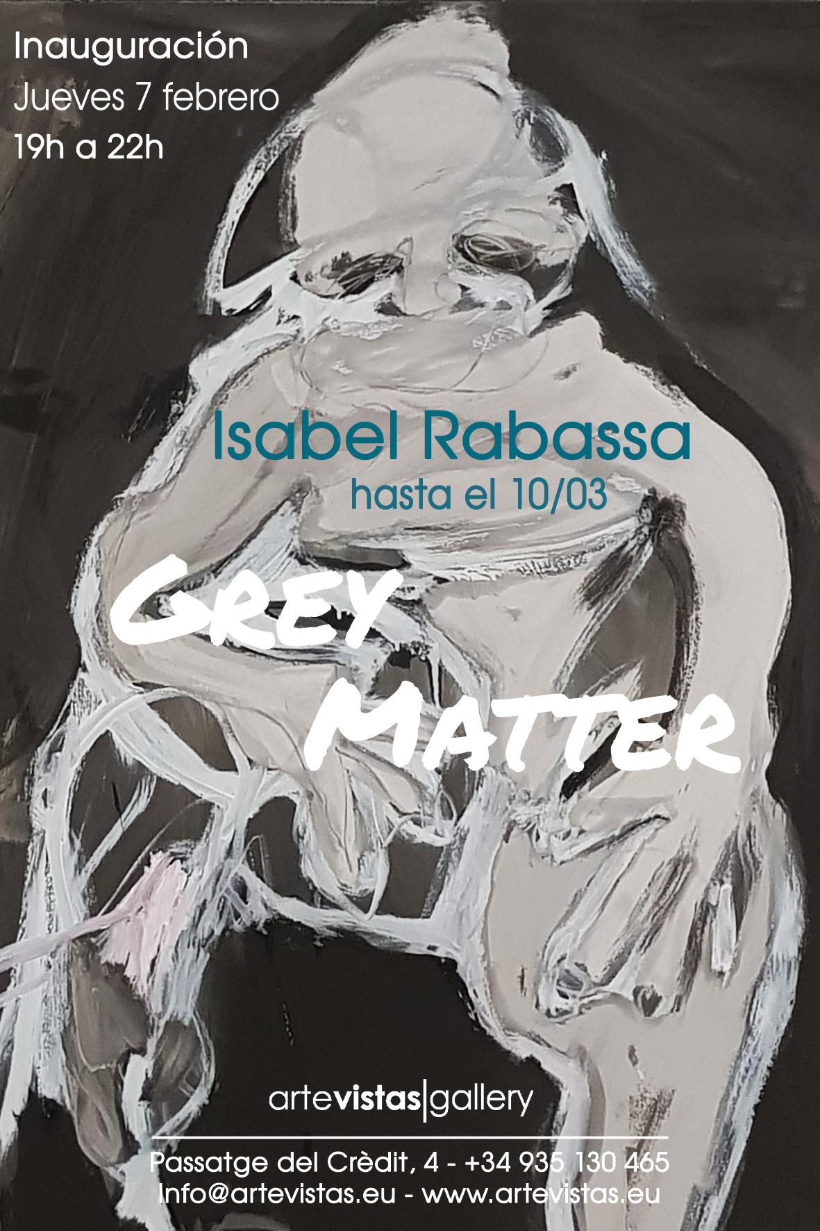 Isabel Rabassa - Grey Matter