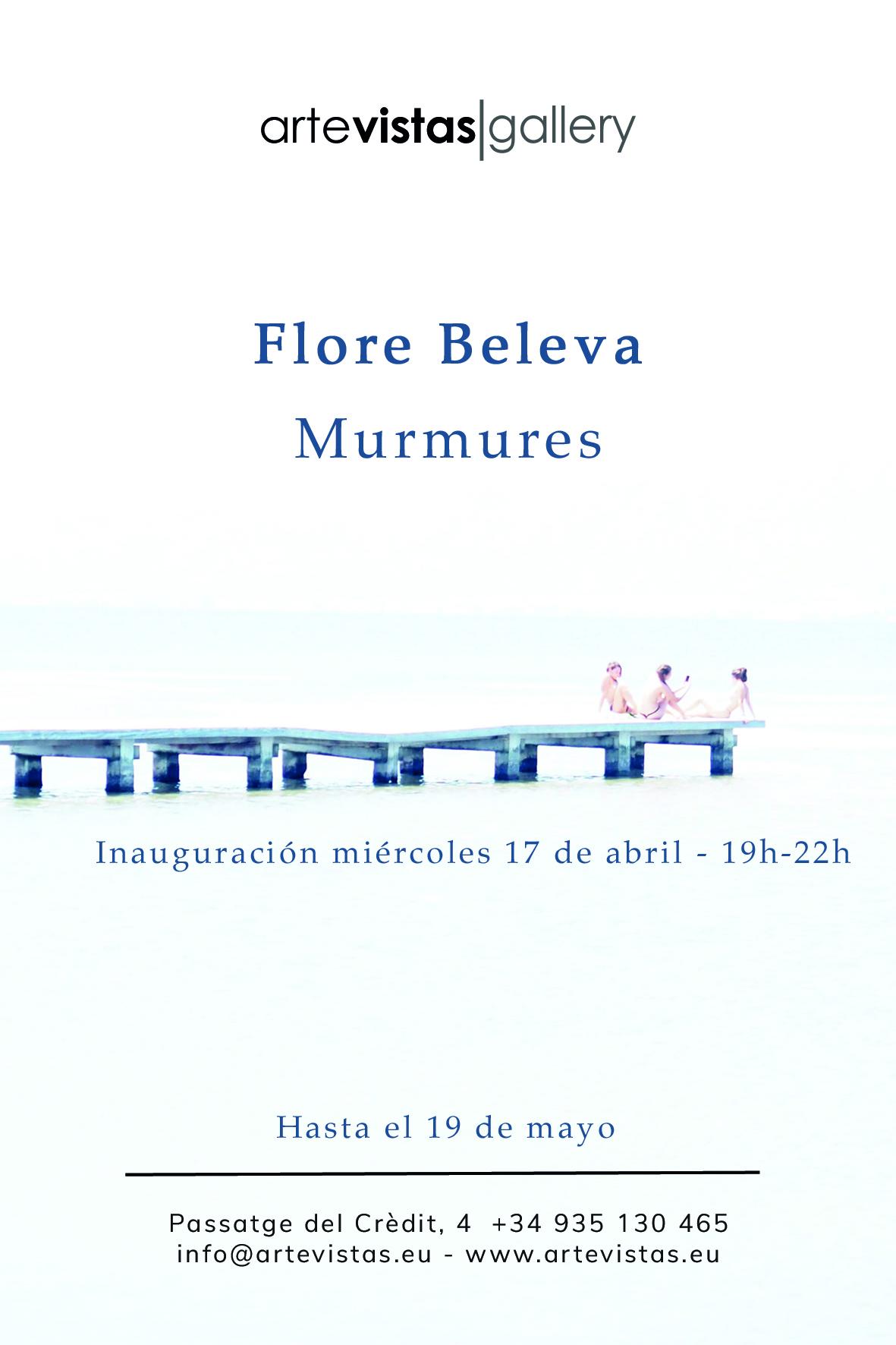Flore Beleva - Murmures