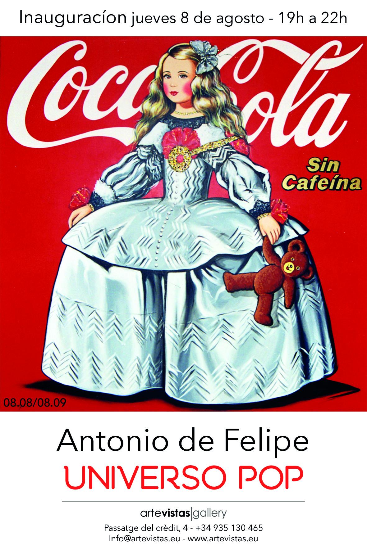 Antonio de Felipe - Universo Pop