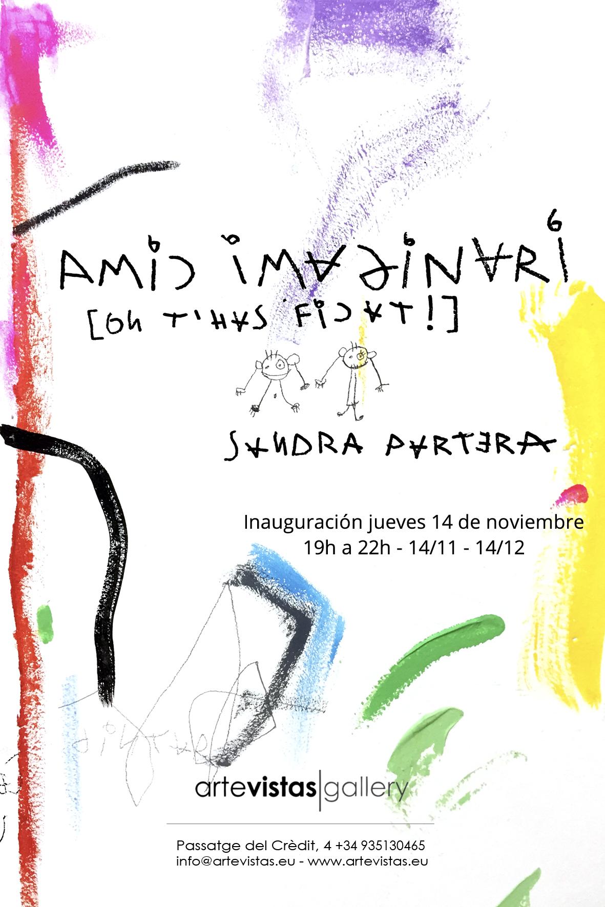 Sandra Partera - Amic Imaginari
