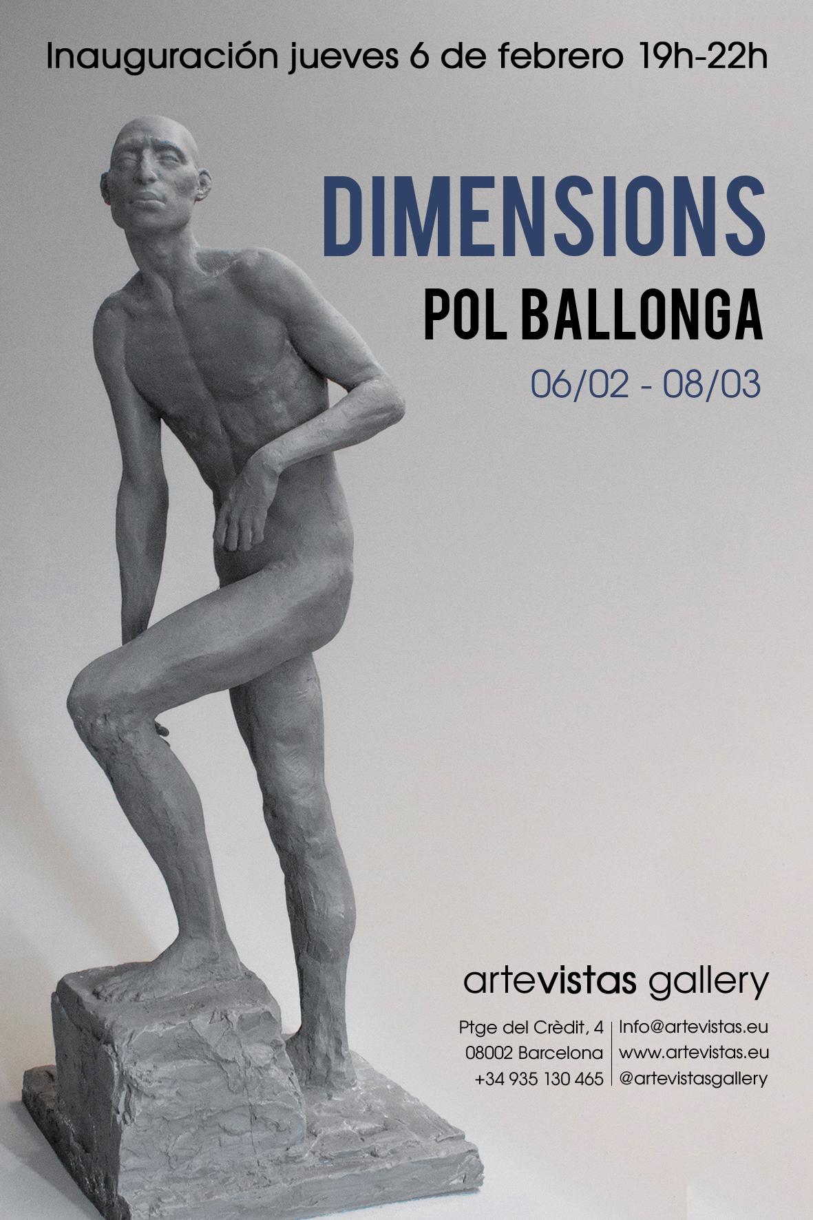 Dimensions - Pol Ballonga