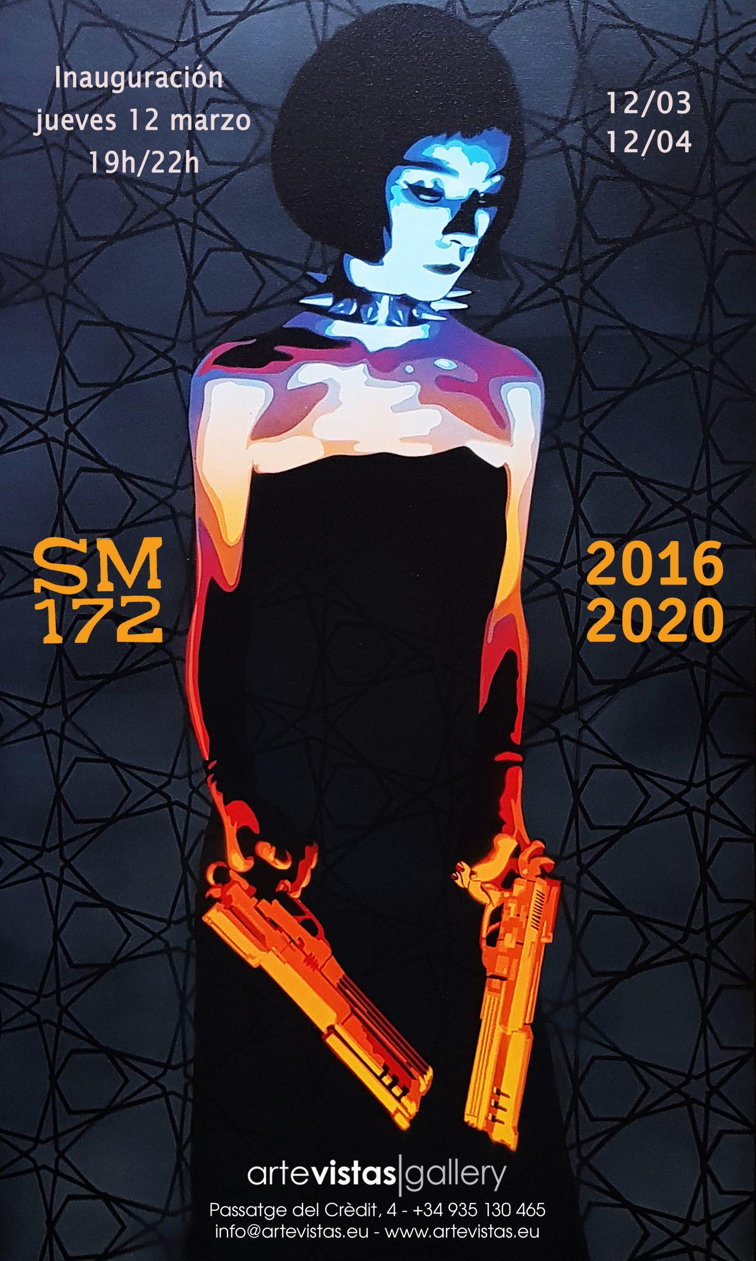 SM172 & MUGRAFF 2016-2020