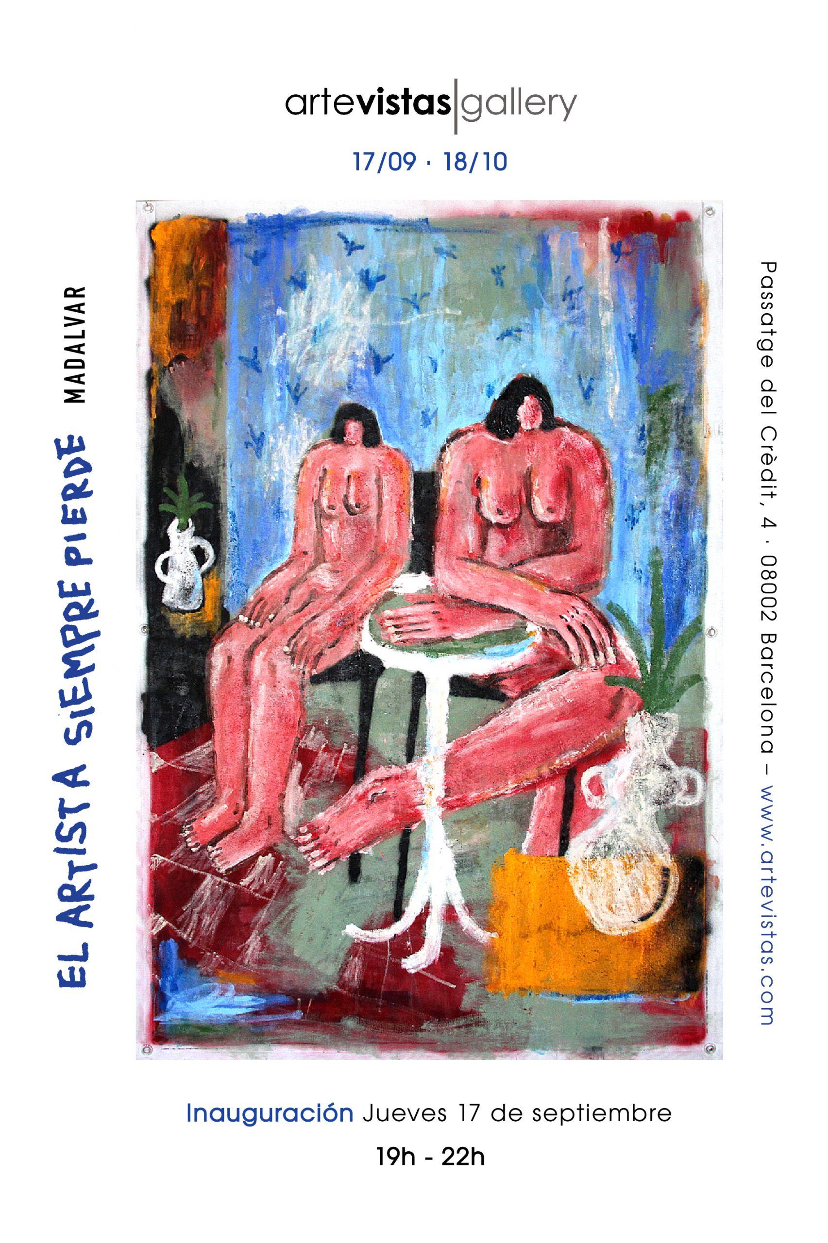 Madalvar - El artista siempre pierde ...