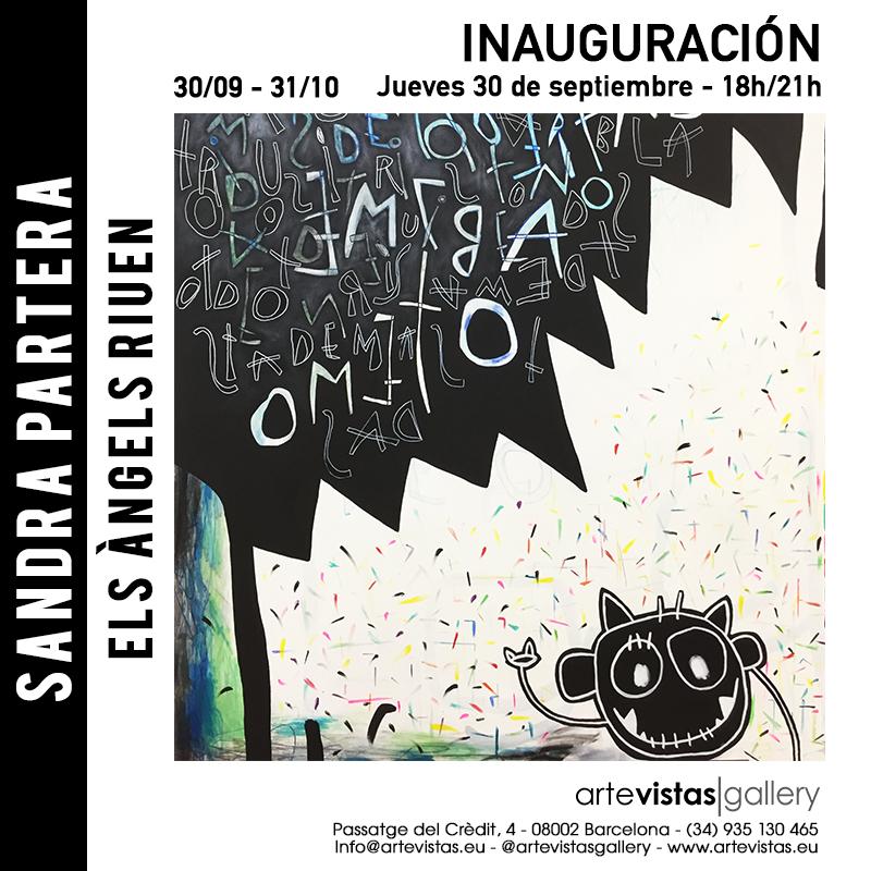 Sandra Partera - Els Ángels riuen